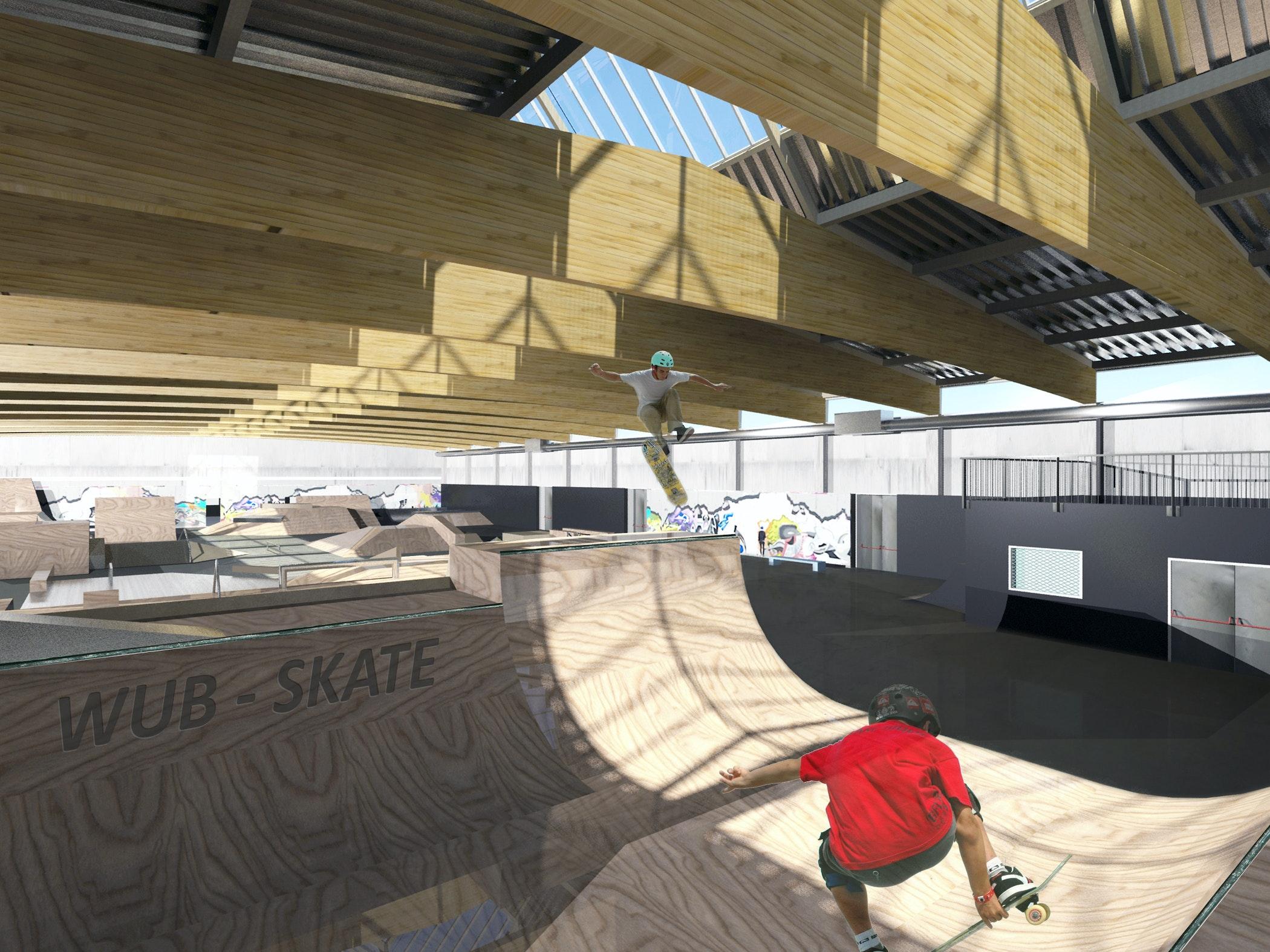 Wub Skate
