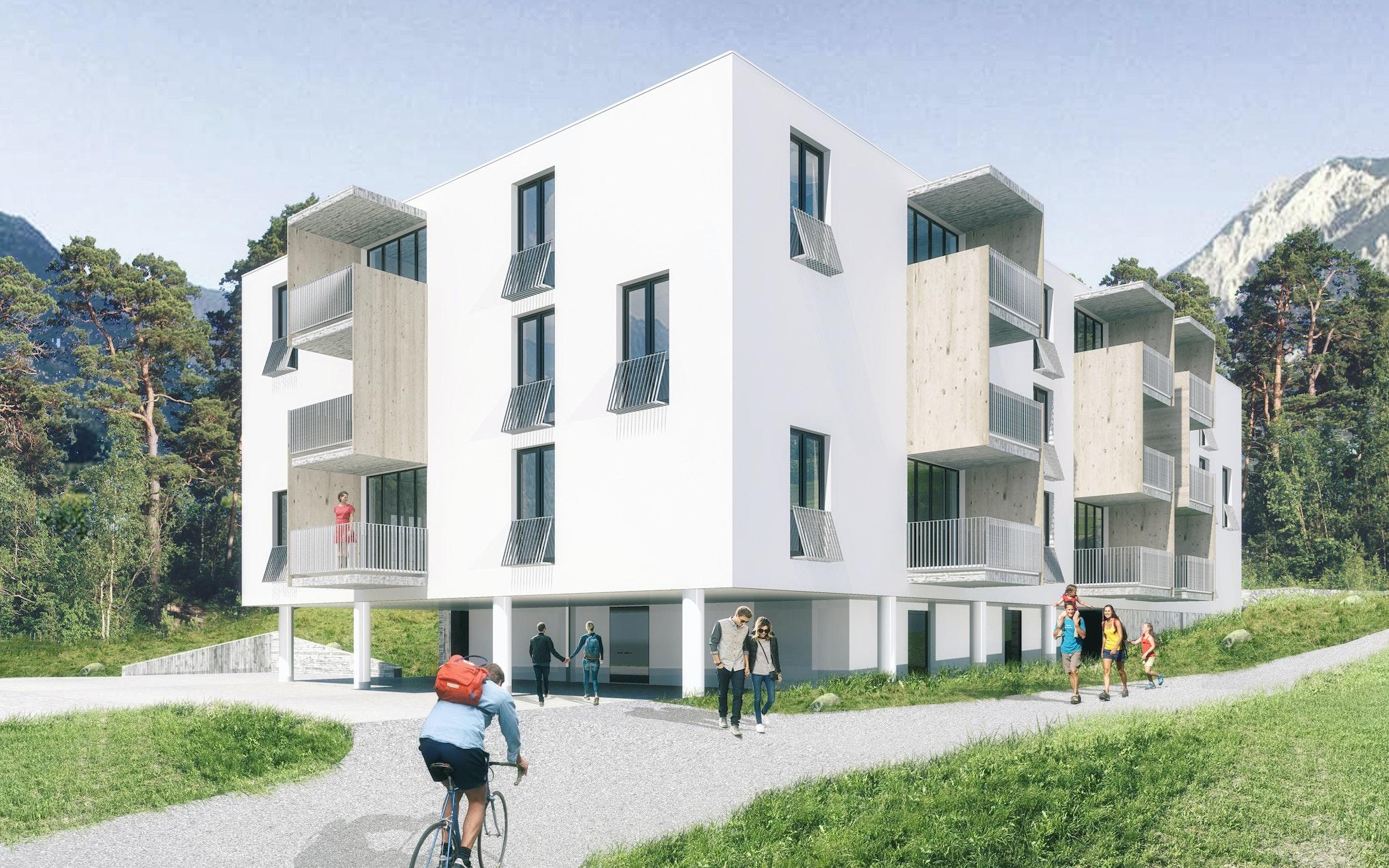 Nsh Haiming K1 Mit Balkonen Weiss Kopie