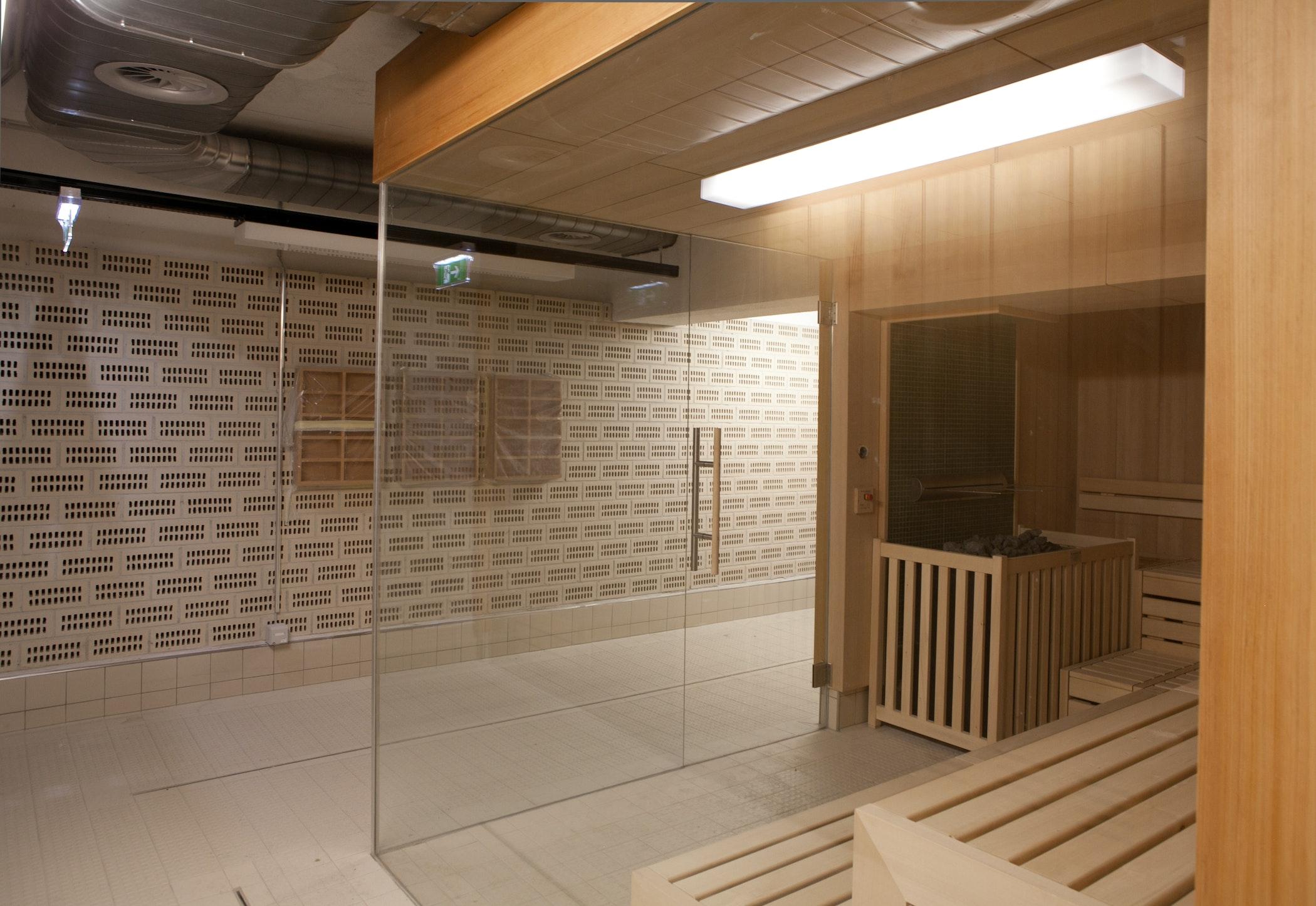 Stadthallenbad Sauna 1 B