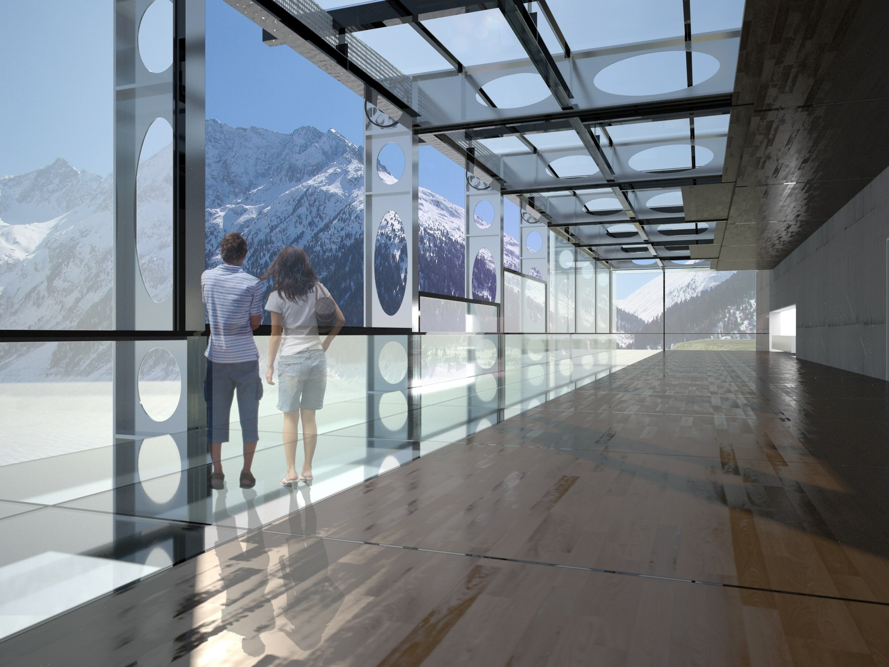 Schlegeis Alpine 5