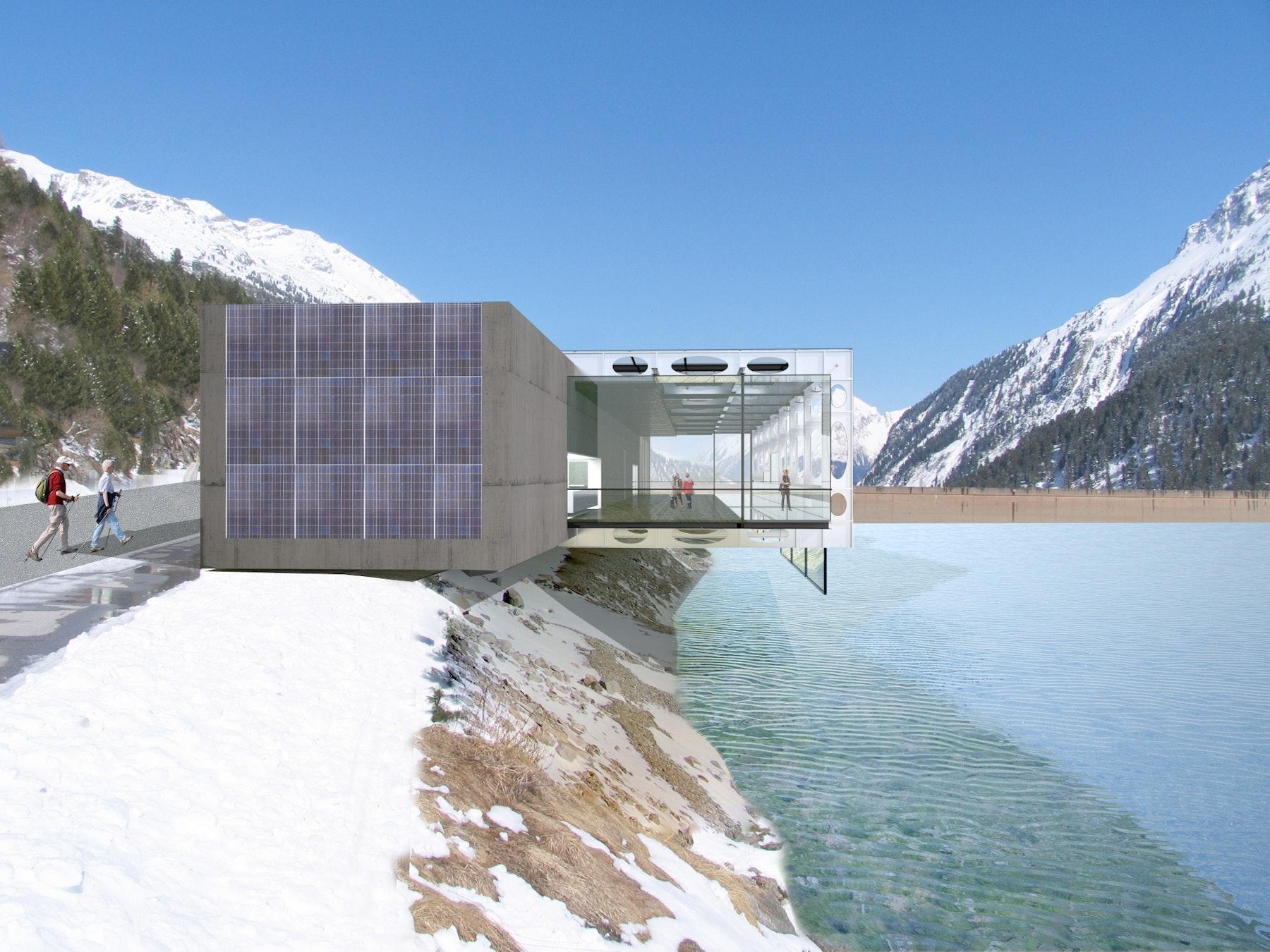 Schlegeis Alpine 8