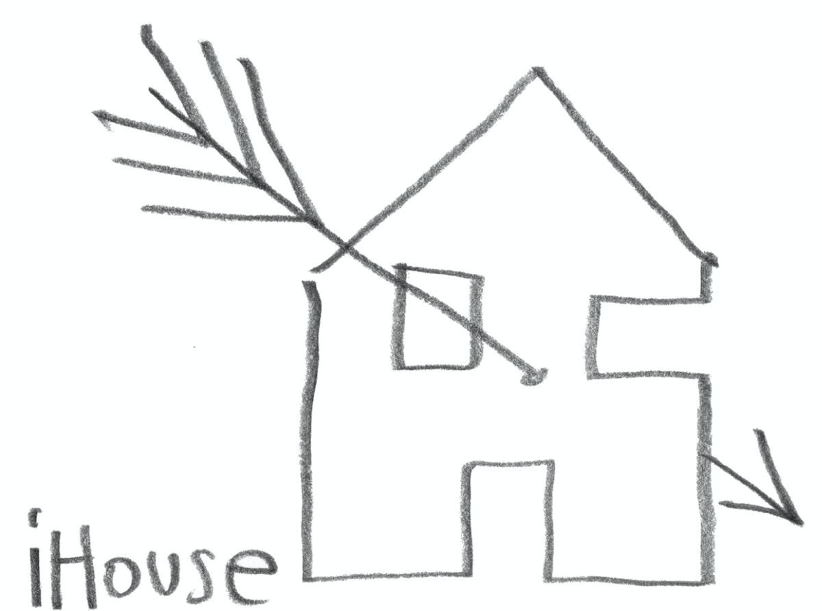 2013 Skizze Ihouse