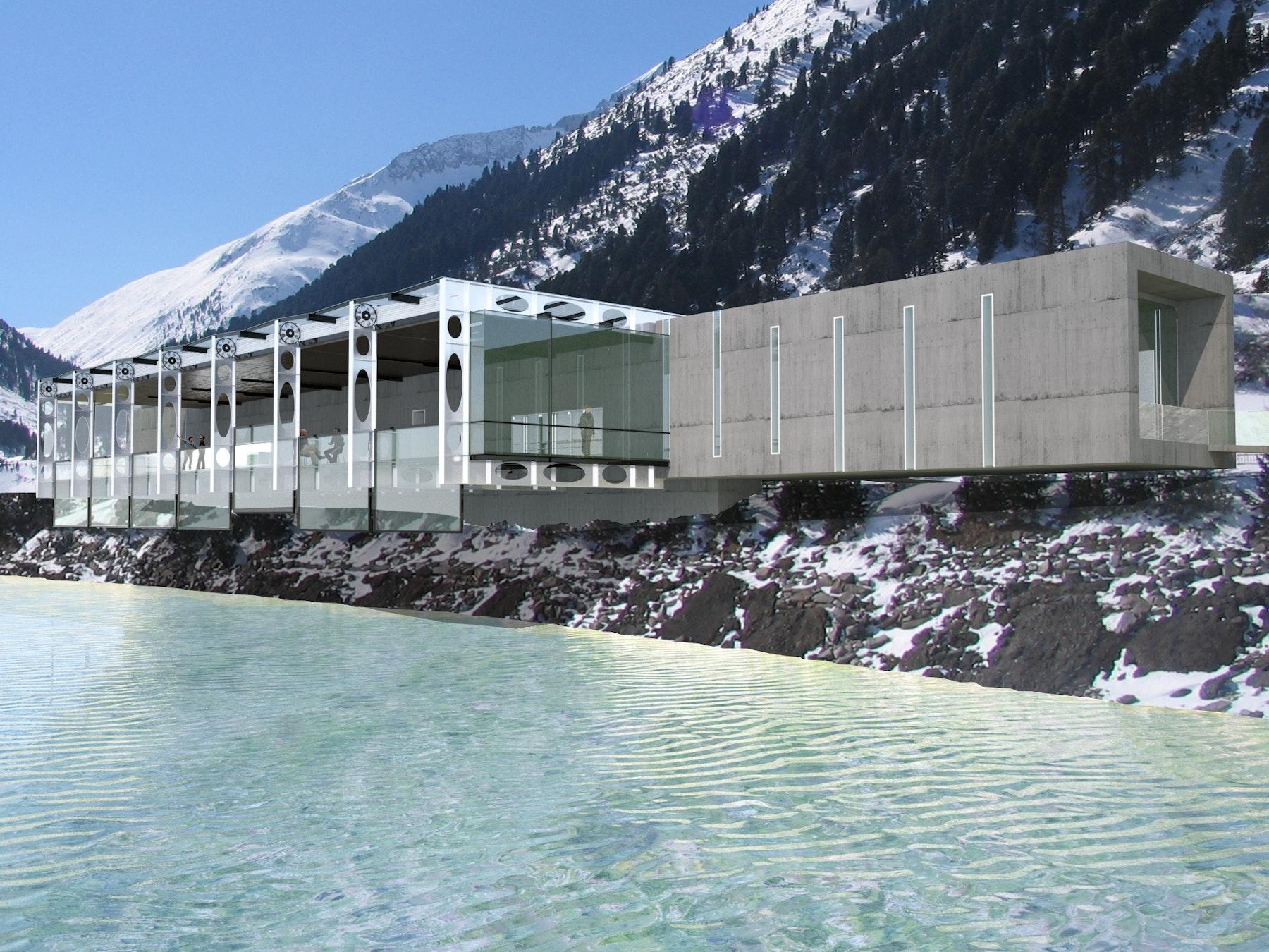 Schlegeis Alpine 1