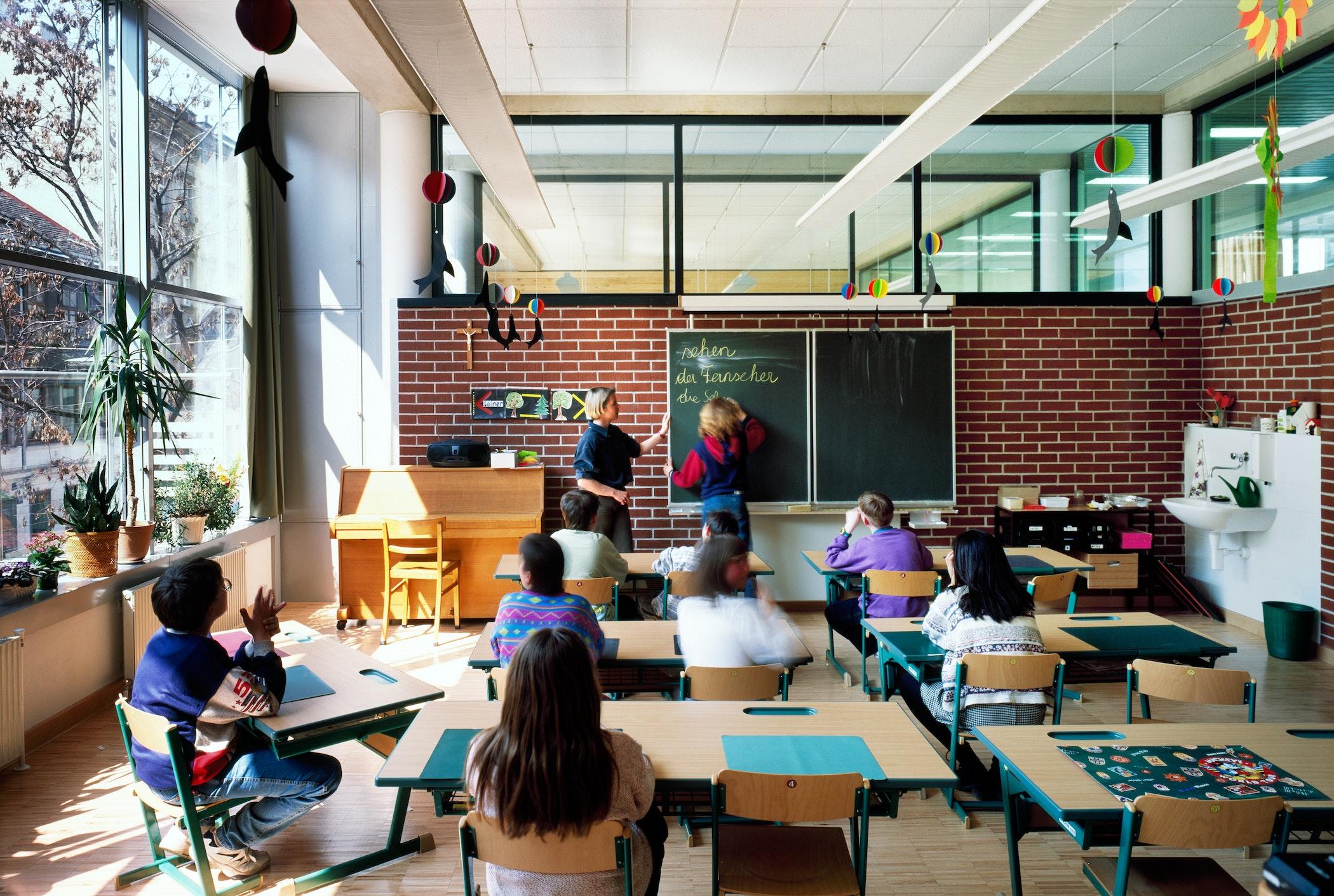 Zinckgasse Meineschule Morris