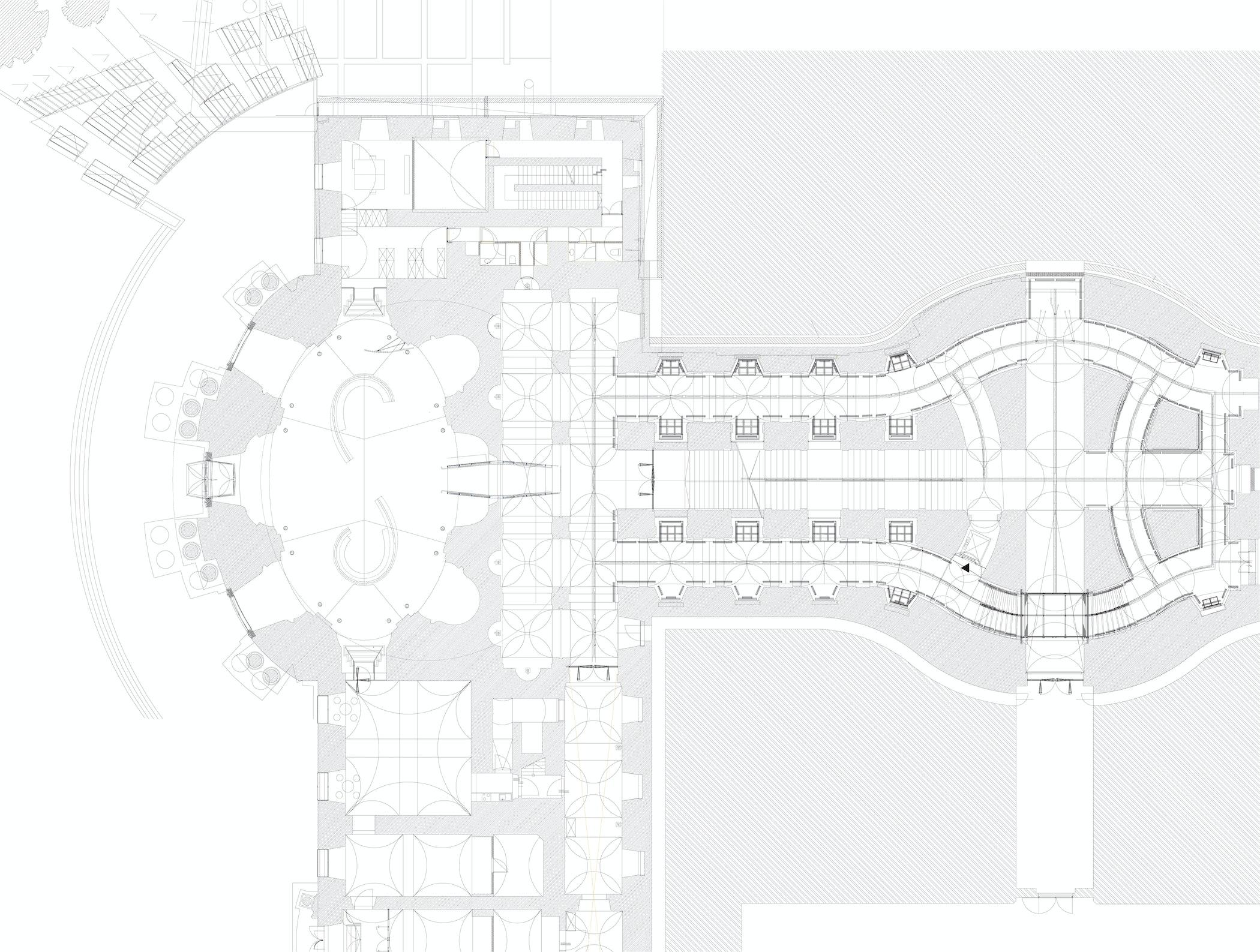 Stiftklosterneuburg Floor Plan Ohne Schrift