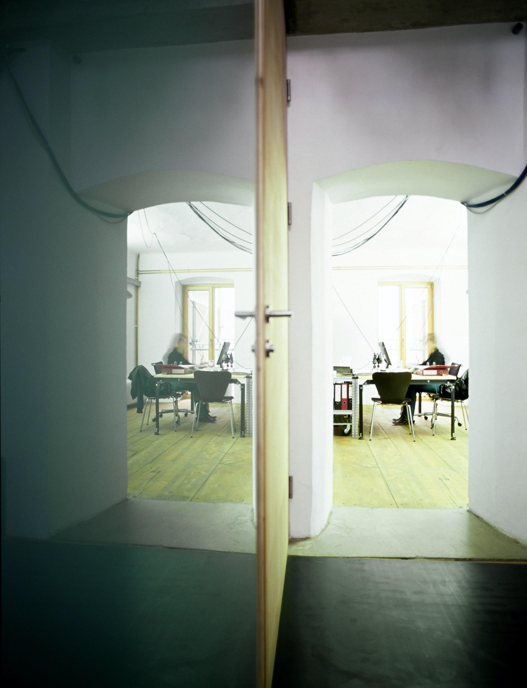 Atelier Ground Floor M Kaufmann